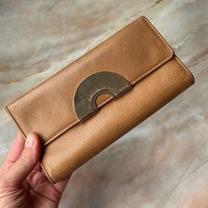 OROTON | Avalon Soft Fold Wallet in Galaxy